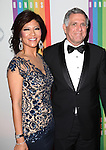 Julie Chen & Les Moonves attending the 35th Kennedy Center Honors at Kennedy Center in Washington, D.C. on December 2, 2012