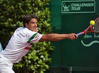 11-07-13, Netherlands, Scheveningen,  Mets, Tennis, Sport1 Open, day four,Jesse Huta Galung (NED)<br /> <br /> <br /> Photo: Henk Koster