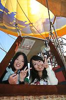 20121105 November Hot Air Balloon Cairns