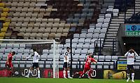 31st October 2020; Deepdale Stadium, Preston, Lancashire, England; English Football League Championship Football, Preston North End versus Birmingham City; Gary Gardner of Birmingham City turns away to celebrate his 85th minute match winning goal