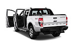 Car images of 2016 Ford Ranger Wildtrak 4 Door Pickup Doors