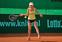 Netherlands, Rotterdam August 08, 2015, Tennis,  National Junior Championships, NJK, TV Victoria, Bente Spee<br /> Photo: Tennisimages/Henk Koster