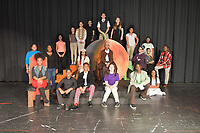 Liberty MS James & the Giant Peach