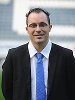 K AA Gent Ladies : trainer Jimmy Segers<br /> foto Dirk Vuylsteke / nikonpro.be