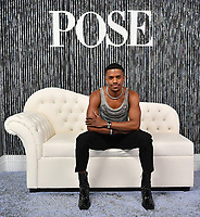 """NEW YORK - APRIL 29: Jeremy Pope  attends the Red Carpet Premiere of the 3rd and Final season of FX's """"POSE"""" at Jazz at Lincoln Center in New York City on April 28, 2021. Photo by Stephen Lovekin/FX/PictureGroup)"""