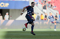 Santa Clara, CA - Wednesday July 26, 2017: Clint Dempsey during the 2017 Gold Cup Final Championship match between the men's national teams of the United States (USA) and Jamaica (JAM) at Levi's Stadium.
