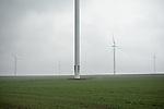 The 600mw Fantanele-Cogealac wind farm in Romania.