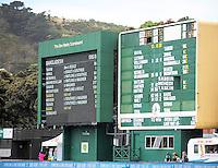170114 International Test Cricket - NZ Black Caps v Bangladesh