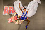 Alessandra Kepa of Poland during his fitness performing during the Arnold Classic Asia 2016 Multi-Sport Festival on 20 August 2016 at the AsiaWorld-Expo, Hong Kong. Photo by Marcio Machado / Power Sport Images