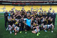 140921 Rugby - Wellington Under-13s v Manawatu