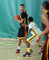 April 8, 2011 - Hampton, VA. USA; Kyle Anderson participates in the 2011 Elite Youth Basketball League at the Boo Williams Sports Complex. Photo/Andrew Shurtleff