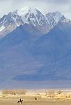Pamir Mountains, China