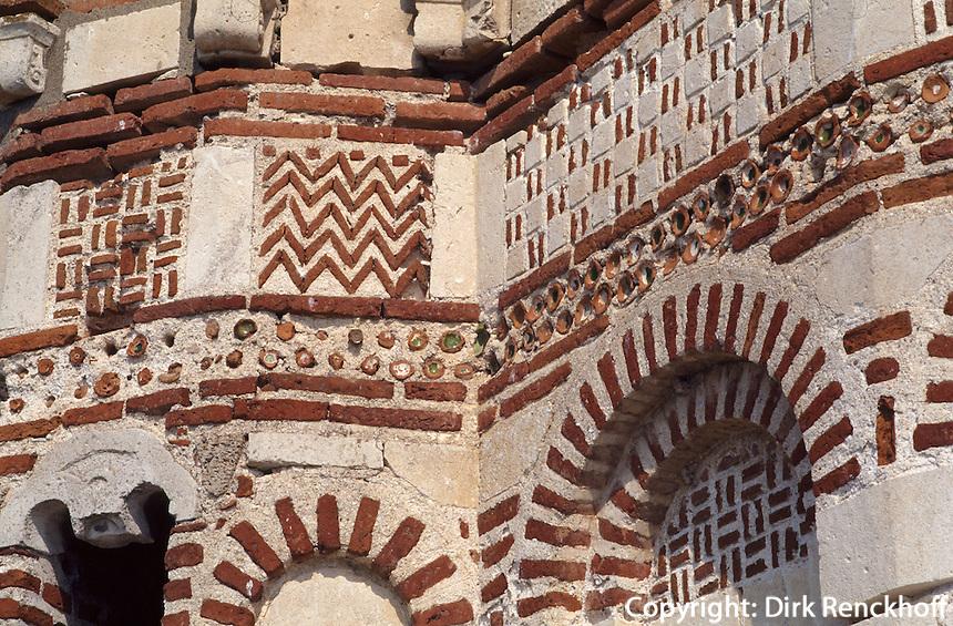 Bulgarien, Nesebar, Pantokrator-Kirche, Unesco-Weltkulturerbe