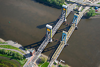 Kattwyk Brücke Neubau und Altbau: EUROPA, DEUTSCHLAND, HAMBURG, (EUROPE, GERMANY), 23.05.2021: Kattwyk Brücke Neubau und Altbau
