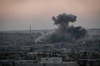 SYRIAN NIGHTMARE: LIVING UNDER SHELLING (2012)
