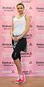 Miranda Kerr attends a Reebok yoga workshop