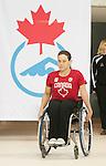Tammy Cunnington, Toronto 2015 - Para Swimming // Paranatation.<br /> The Canadian Paralympic Committee and Swimming Canada announce the Toronto 2015 Para Swimming team // Le Comité paralympique canadien et Natation Canada annoncent l'équipe de paranation de Toronto 2015. 25/03/2015.