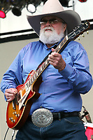 06 July 2020 - Country music and southern rock legend Charlie Daniels has passed away after suffering a stroke. The Grand Ole Opry member and Country Music Hall of Famer was 83. File Photo: 5 June, 2009 - Enterprise, AL - Charlie Daniels performs at the 2nd annual BamaJam.<br /> Photo Credit: Randi Radcliff/AdMedia