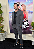 """LOS ANGELES, USA. June 11, 2019: Victor Turpin at the premiere of """"Murder Mystery"""" at Regency Village Theatre, Westwood.<br /> Picture: Paul Smith/Featureflash"""