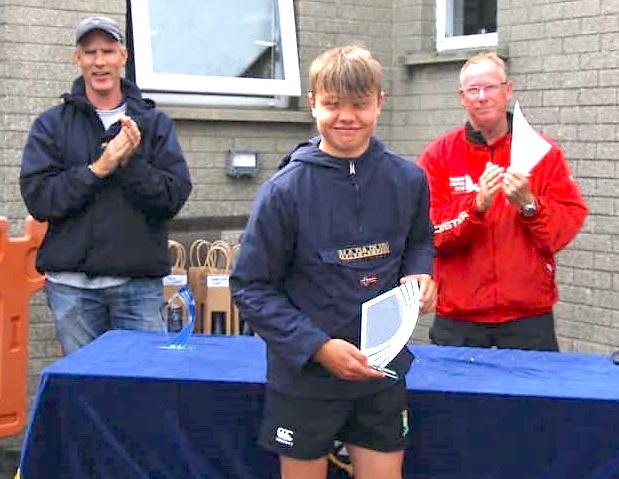 Bobby Driscoll, Topper NI Champion