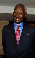 2009 03 - DIOUFF Abdou au CORIM