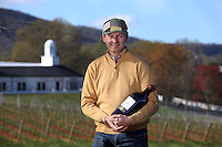 Luca winemaker at Barboursville Vineyards located in Barboursville, Va. Photo/Andrew Shurtleff