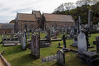 Friedhof von St.Brelade's Parish Church, Insel Jersey, Kanalinseln