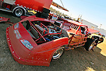 Feb 09, 2014; 4:15:40 PM; Lake City, FL., USA; The UMP Nationals running a $5000-to-win UMP DIRTcar event at North Florida Speedway.  Mandatory Credit: (thesportswire.net)