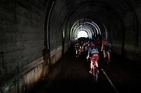 tunnel<br /> <br /> Stage 7: Saint-Genix-les-Villages to Pipay  (133km)<br /> 71st Critérium du Dauphiné 2019 (2.UWT)<br /> <br /> ©kramon
