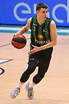 Liga ENDESA 2020/2021. Game: 11.<br /> Club Joventut Badalona vs Valencia Basket: 80-91.<br /> Nenad Dimitrijevic.