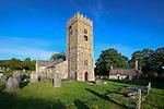 Great Britain, England, Devon, Buckland in the Moor in Dartmoor National Park: church | Grossbritannien, England, Devon, Buckland in the Moor im Dartmoor National Park: Dorfkirche