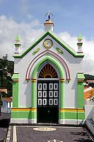 Heiliggeisttempel (Imperio) in Sao Joao auf der Insel Pico, Azoren, Portugal