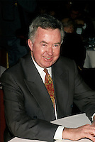 UNDATED FILE PHOTO - Joe Clark between 1991 and 1995.<br /> <br /> Photo : Pierre Roussel - Agence Quebec Presse