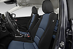 Front seat view of 2018 Toyota Yaris-iA AT 4 Door Sedan Front Seat  car photos