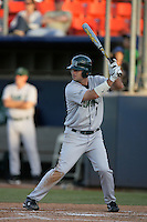 March 27, 2010: Matt Roquemore of Hawaii during game against Cal. St. Fullerton at Goodwin Field in Fullerton,CA.  Photo by Larry Goren/Four Seam Images