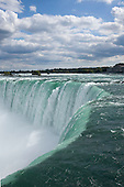 Horseshoe Falls from Canada