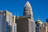 Charlotte is North Carolina's largest city and the 20th-largest city in the United States.