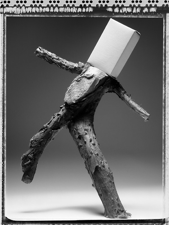 Untitled Effigy Number Six, 2004 (Stick).