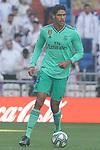 Real Madrid's Raphael Varane during La Liga match. December 7,2019. (ALTERPHOTOS/Acero)