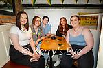 Karen Nolan from Fenit celebrating her 19th birthday in Sean Og's on Saturday, l to r: Karen Nolan, Rachel Sheehan, Emma Curran, Lorraine Kenny and Mary Mahony.