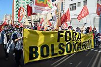 03/07/2021 - ATO FORA BOLSONARO EM PORTO ALEGRE