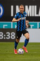 inter-sampdoria - milano 8 maggio 2021 - 35° giornata Campionato Serie A - nella foto: eriksen