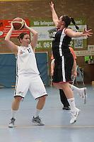 Laura Dehn (TVGG) gegen Lisa Steiner (Hanau)