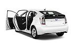 Car images of 2015 Toyota Prius Comfort 5 Door Hatchback Doors