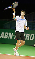 06-02-11, Tennis, Netherlands, Rotterdam, ABNAMROWTT 2011, Korolev