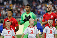St. Paul, MN - Tuesday June 18, 2019:  of the United States during a 2019 CONCACAF Gold Cup group D match between the United States and Guyana on June 18, 2019 at Allianz Field in Saint Paul, Minnesota.