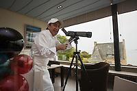 Europe/France/Bretagne/29/Finistère/Carantec: Patrick Jeffroy chef de Hôtel de Carantec<br /> <br />  [Non destiné à un usage publicitaire - Not intended for an advertising use]