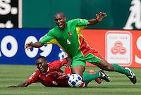 Panama vs Guadeloupe, July 5, 2009