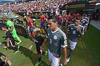 Action photo during the match Costa Rica vs Paraguay, Corresponding Group -A- America Cup Centenary 2016, at Citrus Bowl Stadium<br /> <br /> Foto de accion durante el partido Estados Unidos vs Colombia, Correspondiante al Grupo -A-  de la Copa America Centenario USA 2016 en el Estadio Citrus Bowl, en la foto: Gustavo Gomez de Paraguay<br /> <br /> <br /> 04/06/2016/MEXSPORT/Isaac Ortiz.
