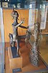 Dancing Queen-mother, Cameron 16th - 18th Century, Kura Hulunda Museum